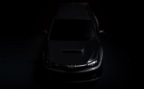 Официальное фото Subaru Impreza WRX STI