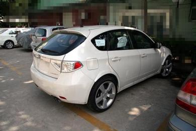 новый автомобиль Субару