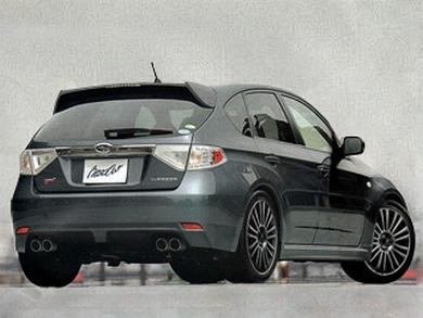 технические подробности новой Subaru Impreza