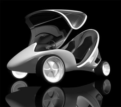Z Car автомобиль будущего