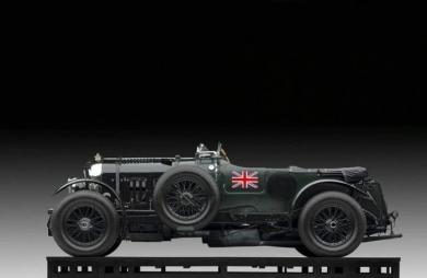 Bentley Blower 1929 года выпуска коллекция Ральф Лорен Ralph Lauren