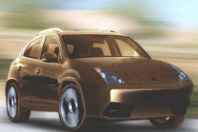 под кузовом Porsche Cayenne скрывается Lamborghini внедорожника