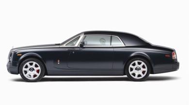 Длина новинки будет меньше, чем у седана Phantom, а это потребует изменений в конструкции подвески и шасси