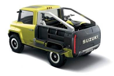 Suzuki X-Head будет оснащен полным приводом и 1,4-литровым силовым агрегатом