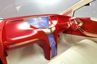 Пробег автомобиля на одной зарядке батареи составляет около 200 км