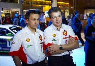 Ferrari Team Russia