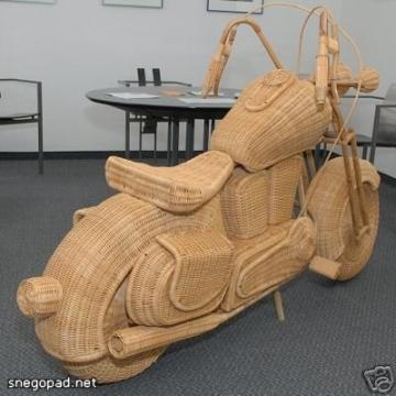 полноразмерная копия мотоцикла