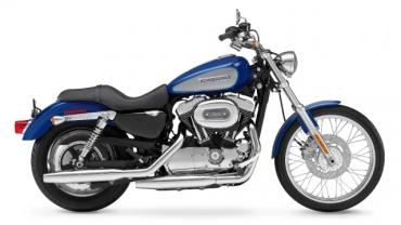 2009 Harley-Davidson XL1200C Sportster