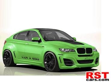 CLR X650 - кроссовер BMW X6