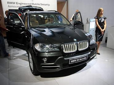 Бронированный BMW X5 Security