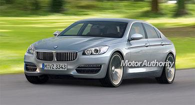 BMW 3-й серии появится в 2012 году