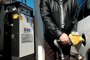 E85 - биотопливо, биоэтанол