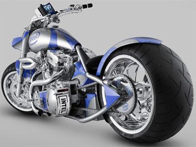 Intel совместно с Orange County Choppers выпустили мотоцикл proIT