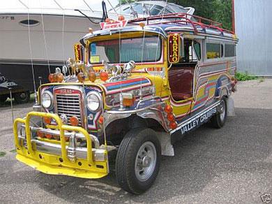 необычный Jeep на аукционе eBay