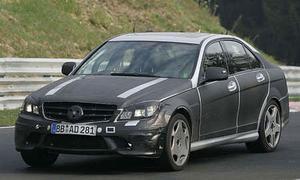 Мерседес Mercedes-Benz C63 AMG