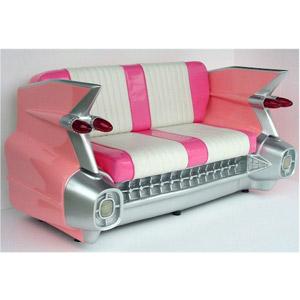 Cadillac Sofa софа стилизованная под Кадиллак
