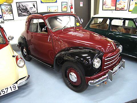 1949 Fiat 500C Topolino